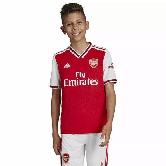 Adidas Youth Arsenal Home Jersey 19/20
